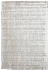 Broadway - シルバー 白 絨毯 160X230 モダン 薄い灰色/ホワイト/クリーム色 ( インド)