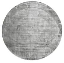 Broadway - ミスティグレー 絨毯 Ø 300 モダン ラウンド 薄い灰色/濃いグレー 大きな ( インド)