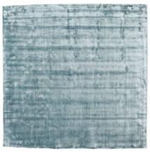Broadway - アイスブルー 絨毯 250X250 モダン 正方形 水色 大きな ( インド)