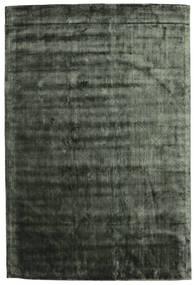 Brooklyn - モスグリーン 絨毯 250X350 モダン 深緑色の/深緑色の 大きな ( インド)