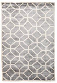 Palace 絨毯 170X240 モダン 手織り 薄い灰色/ホワイト/クリーム色 ( インド)