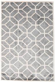 Palace 絨毯 200X300 モダン 手織り 薄い灰色/ホワイト/クリーム色 ( インド)