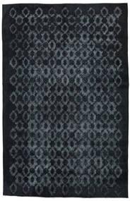 カラード ヴィンテージ Relief 絨毯 211X327 モダン 手織り 紺色の/濃いグレー (ウール, トルコ)