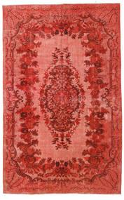 カラード ヴィンテージ Relief 絨毯 180X290 モダン 手織り 錆色/深紅色の (ウール, トルコ)