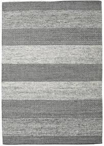 Folke - グレー 絨毯 250X350 モダン 手織り 薄い灰色/濃いグレー 大きな (ウール, インド)