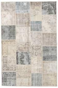 パッチワーク 絨毯 196X301 モダン 手織り 薄い灰色 (ウール, トルコ)