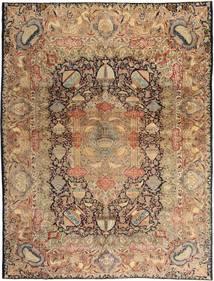 カシュマール パティナ 絨毯 290X380 オリエンタル 手織り 薄茶色/茶 大きな (ウール, ペルシャ/イラン)