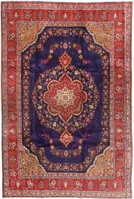 タブリーズ 絨毯 240X358 オリエンタル 手織り 深紅色の/濃い紫 (ウール, ペルシャ/イラン)