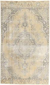 カラード ヴィンテージ 絨毯 187X315 モダン 手織り 薄い灰色/ベージュ (ウール, ペルシャ/イラン)