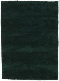 New York - 深緑色の 絨毯 170X240 モダン ターコイズ (ウール, インド)