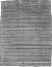 Bamboo Grass - グレー 絨毯 240X340 モダン 薄い灰色/濃いグレー (ウール/バンブーシルク, インド)