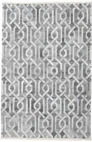 屋外カーペット Trinny - ダーク グレー/グレー 絨毯 200X300 モダン 手織り 薄い灰色/濃いグレー ( インド)