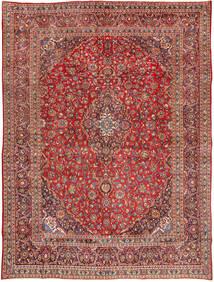 マシュハド 絨毯 285X385 オリエンタル 手織り 深紅色の/濃い茶色 大きな (ウール, ペルシャ/イラン)