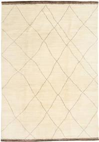 アフガン Exclusive 絨毯 200X300 モダン 手織り ベージュ/ホワイト/クリーム色 (ウール, アフガニスタン)