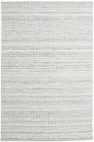 Alva - グレー/白 絨毯 200X300 モダン 手織り 薄い灰色 (ウール, インド)