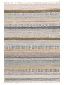 Ester 絨毯 160X230 モダン 手織り 薄い灰色/ベージュ (ウール, インド)