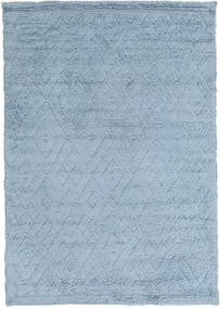 Soho Soft - Sky 青 絨毯 170X240 モダン 青/紺色の (ウール, インド)