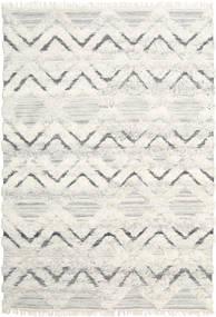 Lydia 絨毯 200X300 モダン 手織り 暗めのベージュ色の/ベージュ (ウール, インド)