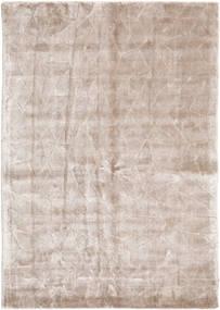 Crystal - Soft_Beige 絨毯 140X200 モダン 薄い灰色/ホワイト/クリーム色 ( インド)