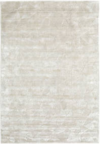 Crystal - 銀白 絨毯 160X230 モダン 暗めのベージュ色の/薄い灰色 ( インド)