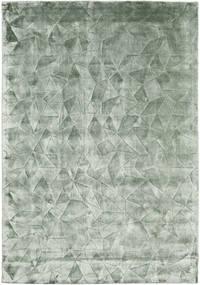 Crystal - Frosty Green 絨毯 160X230 モダン ライトグリーン/ターコイズブルー ( インド)