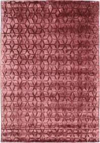 Diamond - Burgundy 絨毯 160X230 モダン 深紅色の/錆色 ( インド)