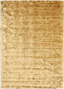 Crystal - ゴールド 絨毯 210X290 モダン 暗めのベージュ色の/薄茶色 ( インド)