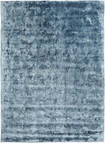 Crystal - Steel Blue 絨毯 210X290 モダン 紺色の/水色/青 ( インド)