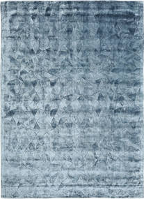 Crystal - Steel Blue 絨毯 240X340 モダン 水色/青 ( インド)