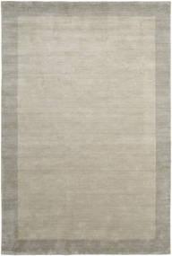 ハンドルーム Frame - Greige 絨毯 300X400 モダン 薄い灰色 大きな (ウール, インド)