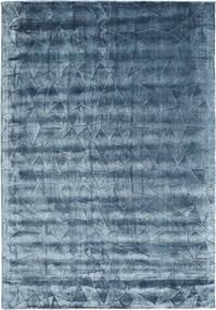Crystal - Steel Blue 絨毯 160X230 モダン 紺色の/青/水色 ( インド)