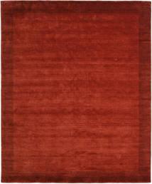 ハンドルーム Frame - 錆色 絨毯 250X300 モダン 錆色/赤 大きな (ウール, インド)