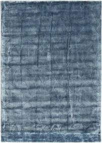 Crystal - Steel Blue 絨毯 140X200 モダン 紺色の/青 ( インド)