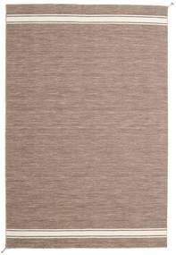 Ernst - 薄茶色/オフホワイト 絨毯 200X300 モダン 手織り 薄い灰色 (ウール, インド)