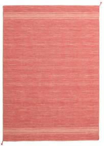 Ernst - Coral/Light_Coral 絨毯 170X240 モダン 手織り ライトピンク/赤 (ウール, インド)