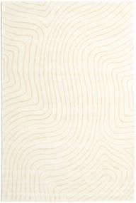 Woodyland - ベージュ 絨毯 200X300 モダン ベージュ/ホワイト/クリーム色 (ウール, インド)