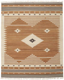 Tribal - マスタード 絨毯 250X300 モダン 手織り 茶/ベージュ 大きな (ウール, インド)