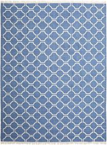 London - 青/オフホワイト 絨毯 300X400 モダン 手織り 青/ベージュ 大きな (ウール, インド)