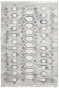 屋外カーペット Martha 絨毯 160X230 モダン 手織り 薄い灰色 ( インド)