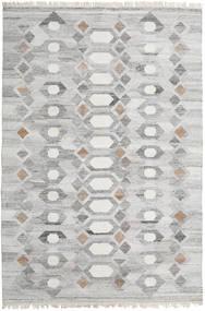 屋外カーペット Martha 絨毯 200X300 モダン 手織り 薄い灰色 ( インド)