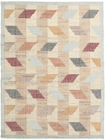 屋外カーペット Flakes Jute 絨毯 140X200 モダン 手織り ベージュ/薄い灰色 ( インド)