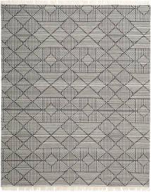 Mauri 絨毯 250X300 モダン 手織り 薄い灰色/濃いグレー 大きな (ウール, インド)