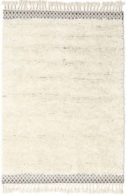 Dixon 絨毯 140X200 モダン 手織り ベージュ/ホワイト/クリーム色 (ウール, インド)