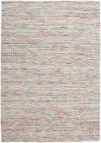 Tindra - Pastel Multi 絨毯 200X300 モダン 手織り 薄い灰色 (ウール, インド)