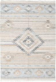 Tulum 絨毯 160X230 モダン 手織り 薄い灰色 ( インド)