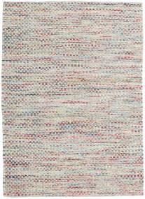 Tindra - Multi 絨毯 170X240 モダン 手織り 薄い灰色/暗めのベージュ色の (ウール, インド)