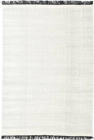 Barfi - 黒/白 絨毯 160X230 モダン 手織り 薄い灰色/ベージュ (ウール, インド)