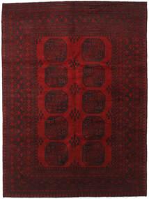 アフガン 絨毯 179X241 オリエンタル 手織り 深紅色の (ウール, アフガニスタン)