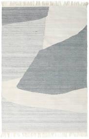 屋外カーペット Ariel 絨毯 140X200 モダン 手織り 薄い灰色/暗めのベージュ色の ( インド)