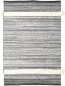 Fenix - 黒 絨毯 250X350 モダン 手織り 薄い灰色/ベージュ 大きな (ウール, インド)